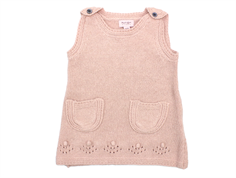 Noa Noa Miniature baby dress wool pale mauve
