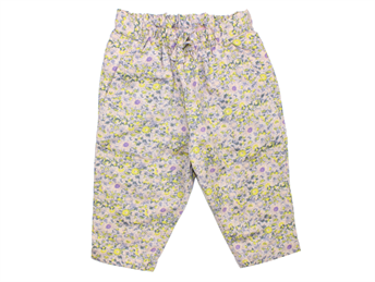 0f4dd89c Buy Noa Noa Miniature baby flora pants Silverlining at MilkyWalk
