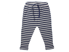 Noa Noa Miniature pants dress blue stripes