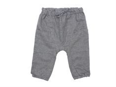 Noa Noa Miniature pants gray melange