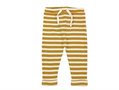 Noa Noa Miniature pants rib chai tea stripes