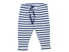 Noa Noa Miniature pants rib striped vintage indigo
