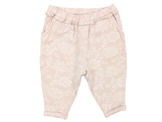 Noa Noa Miniature pants shadow gray flowers