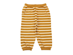 Noa Noa Miniature pants sudan brown stripe