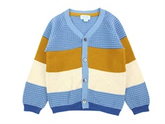 Noa Noa Miniature cardigan knit dusk blue