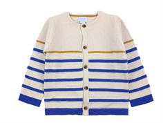 Noa Noa Miniature cardigan knit Whitecap