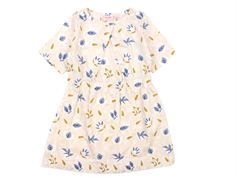 Noa Noa Miniature dress vintage indigo flowers