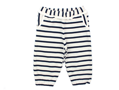 Noa Noa Miniature Laguna pants stripes chalk