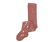 Noa Noa Miniature tights winter rose stars
