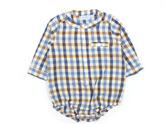 Noa Noa Miniature body shirt estate blue