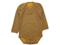 Noa Noa Miniature body golden brown wool/cotton