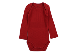 Noa Noa Miniature body Doria red dahlia