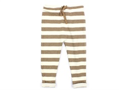 Noa Noa Miniature t-shirt rib chai tea stripes