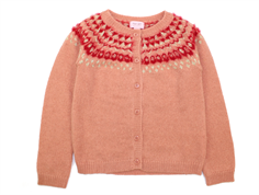 Noa Noa Miniature rose cardigan dawn wool/polyamide/viscose