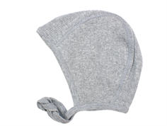 Noa Noa Miniature cap for babies gray melange