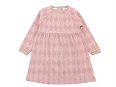 Noa Noa Miniature dress Baby Harlequin ash rose