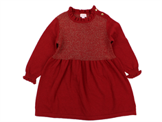 Noa Noa Miniature dress red dahlia