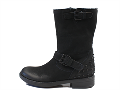 Petit by Sofie Schnoor winter boot black with rivets