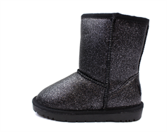 Petit by Sofie Schnoor boots silver black glitter