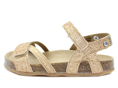 Petit by Sofie Schnoor sandal gold with velcro