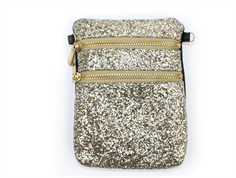 Petit by Sofie Schnoor mini-bag champagne glitter