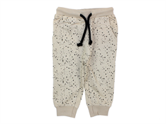 Petit by Sofie Schnoor pants light gray dot