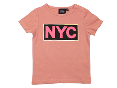 Petit by Sofie Schnoor t-shirt NYC dusty rose