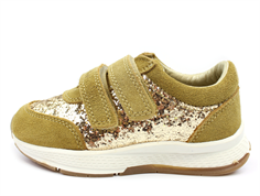 Petit by Sofie Schnoor sneaker champagne with glitter