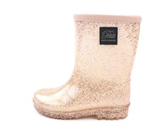 Petit by Sofie Schnoor rubber boot rose glitter