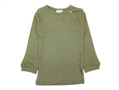 Petit Piao t-shirt olive green