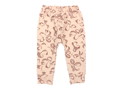 MarMar pants Pax rose string flower