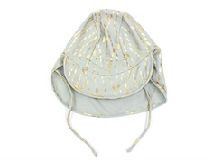Petit by Sofie Schnoor bathing hat mint with gold print