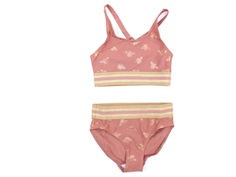 Petit by Sofie Schnoor bikini dusty rose with bees
