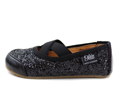 Petit by Sofie Schnoor ballerina black with glitter