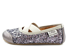 Petit by Sofie Schnoor ballerina gray with glitter