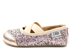 Petit by Sofie Schnoor ballerina rose with glitter