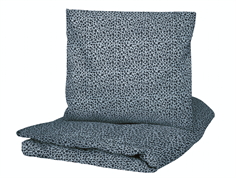 e4f266500b6 Petit by Sofie Schnoor bedding junior blue leopard