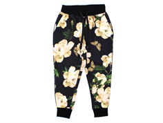 Petit by Sofie Schnoor pants black flowers