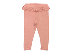 Petit by Sofie Schnoor leggings burned coral