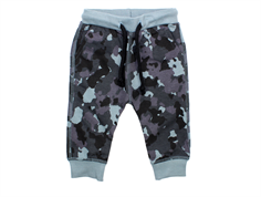 Petit by Sofie Schnoor pants dark blue camo