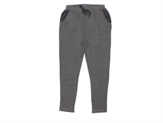 Petit by Sofie Schnoor pants dark gray melange