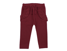 Petit by Sofie Schnoor pants dark red
