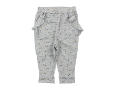 Petit by Sofie Schnoor pants gray melange cat