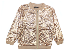Petit by Sofie Schnoor cardigan/jacket champagne glitter