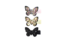 Petit by Sofie Schnoor barrettes butterfly mixed (3 pieces)