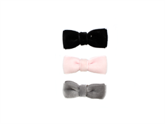 Petit by Sofie Schnoor hair clips bow mixed colors (3 pieces)