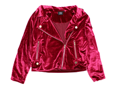 Petit by Sofie Schnoor jacket deep red velvet