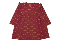 Petit by Sofie Schnoor dress dark red