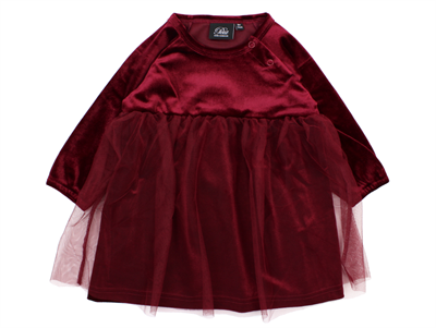 At Schnoor Dress Sofie Milkywalk Velvet Red By Deep Buy Petit wqt8II