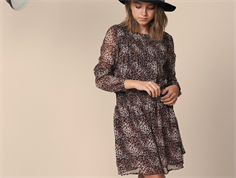 Petit by Sofie Schnoor dress leopard brown